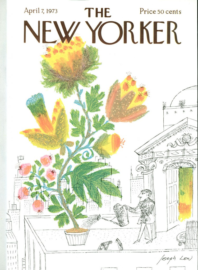 NewYorker_cover_1973-04_byJosephLow